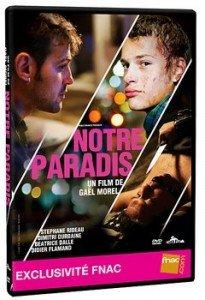 sortie DVD : notre paradis dans DVD 01-205x300